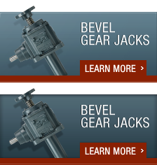 Bevel Gear Jacks