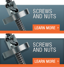 ACME Screws and Nuts