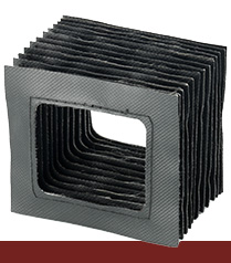 Square/Rectangular Bellows