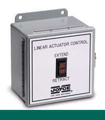 linear actuator controls