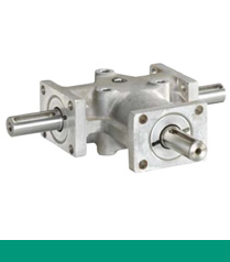 small miter gear box