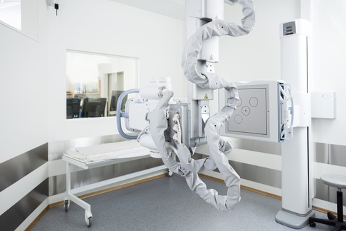 medical equipment industry_xray machince